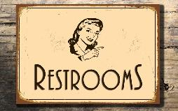 Get to know us better- Washroom Sagas!