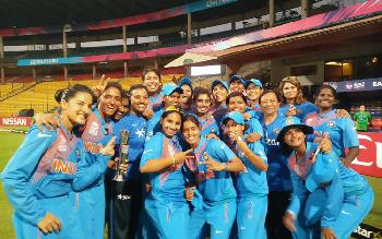 Dear World Cup T20, here we come: Indian Women's Cricket Team