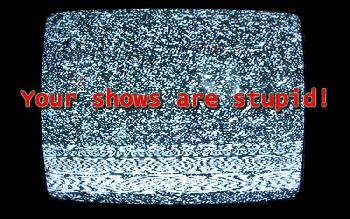 TV shows- the mindlessness of India!