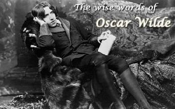 The Best Quotes of Oscar Wilde!