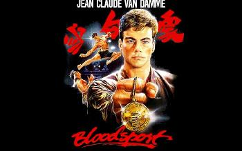 Bloodsport- the charm of it!