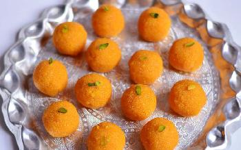 Here a laddoo, there a laddoo everywhere a laddoo laddoo!