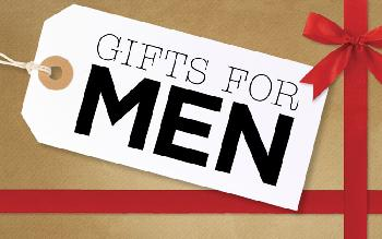 Gift for men? Well, take a clue!