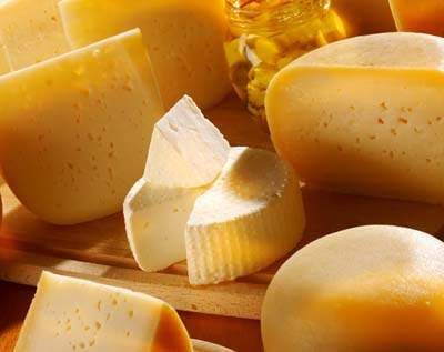 1. There are over 2000 varieties of cheese!