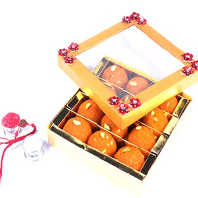 4. Marriage is synonymous with laddoos