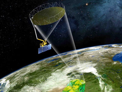 NASA will join ISRO to develop a synthetic aperture radar satellite.