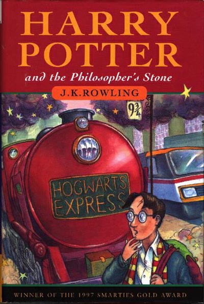 4. 19 years since Harry Potter and the Sorcerer's Stone