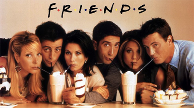 5. 22 years since F.R.I.E.N.D.S.  happened