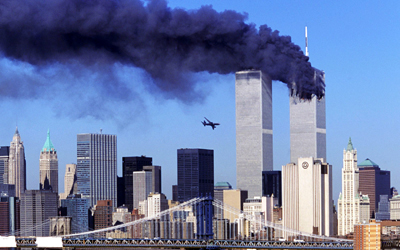 7. 15 years since 9/11 happened