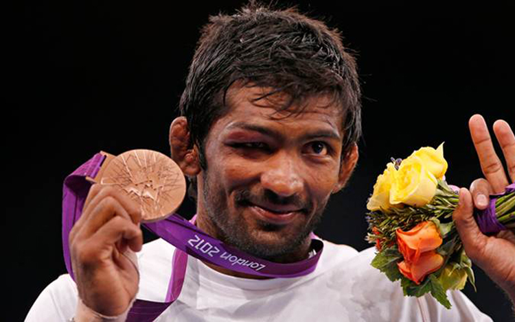 Yogeshwar Dutt puts humanity before medals.